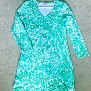 Lilly Pulitzer Bungle in the Jungle Dress